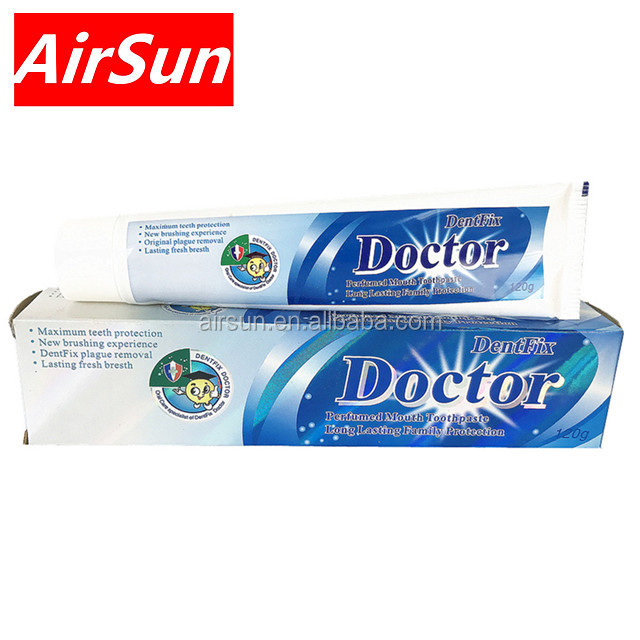 120g Doctor Toothpaste with Free Toothbrush