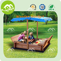 Handmade Kids Outdoor Quality Assured Wooden Sandpit With Lid