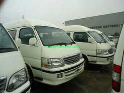 14 Seats Chinese Left Hand Drive Minibus