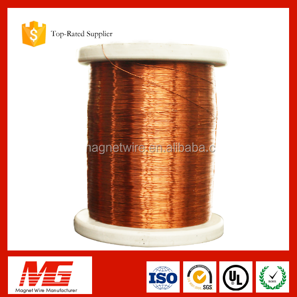 14 26 awg gauge 0.05mm 0.063mm 0.09mm 0.125mm enameled copper wire for winding coil