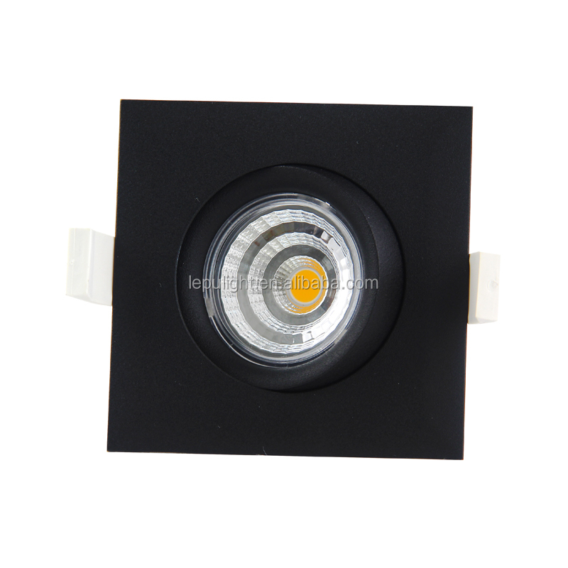Norge ELKO Patent GYRO led warmdim 2000-2800k 9w IP44 83mm cutout
