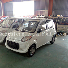 CE Approved FOUR wheel mini electric car rickshaw motor vehicle A7