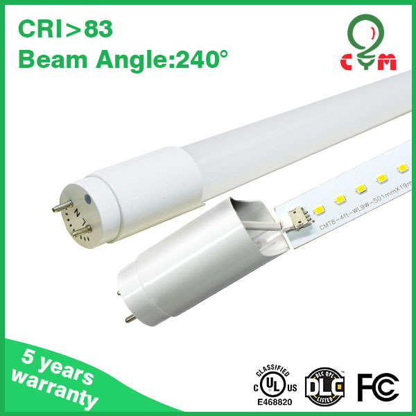 4 foot 36W Fluorescent Tube Replacement t8 LED japanese tubes 8