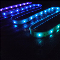 12v IP65 magic 6803IC flexible swimming pool 5050 led strip light