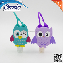 hot-selling promotion production15ml hot bbw animal hand sanitizer gel holder,