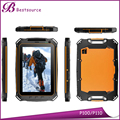 7inch 4G SIM P110 Rugged tablet Waterproof Dustproof 2GB 16GB Quad Core IP68 rugged tablet with NFC