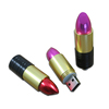 Metal Promotional USB cosmetic usb lipstick shaped USB ,1gb 2gb 4gb 8gb 16gb 32gb 64gb