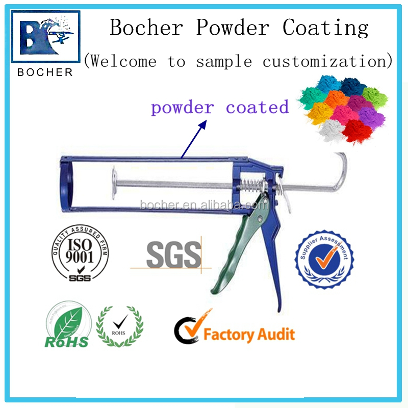 special electrostatic spray powder coating for Glass Glue Gun