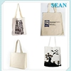 Blank Reusable Canvas Cotton Tote Bag
