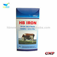 Quality products Iron dextran solution made in China