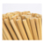 Biodegradable eco friendly non plastic reusable organic bamboo drinking straws brush