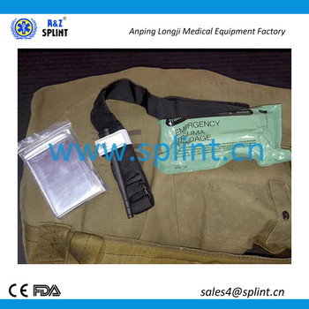 Israeli Bandage Emergency Blanket Medical Tactical CAT Tourniquet