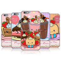 KAWAII CAKES AND SHAKES Design Cover Case For Iphone Cute