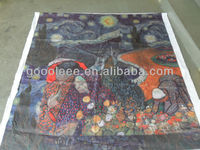 fabric painting designs on canvas