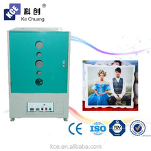 Photo album crystal cover making machine,drying machine