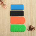 Hot Sale Colored surfboard wax comb for gifts
