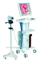 gynecology trolley video colposcope