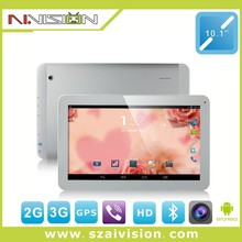 10 inch built-in gps 3g wifi tablet pc