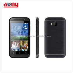 New arrival 4.0WVGA 480*800 capacitive touch android phone , Mtk6572 smart phone