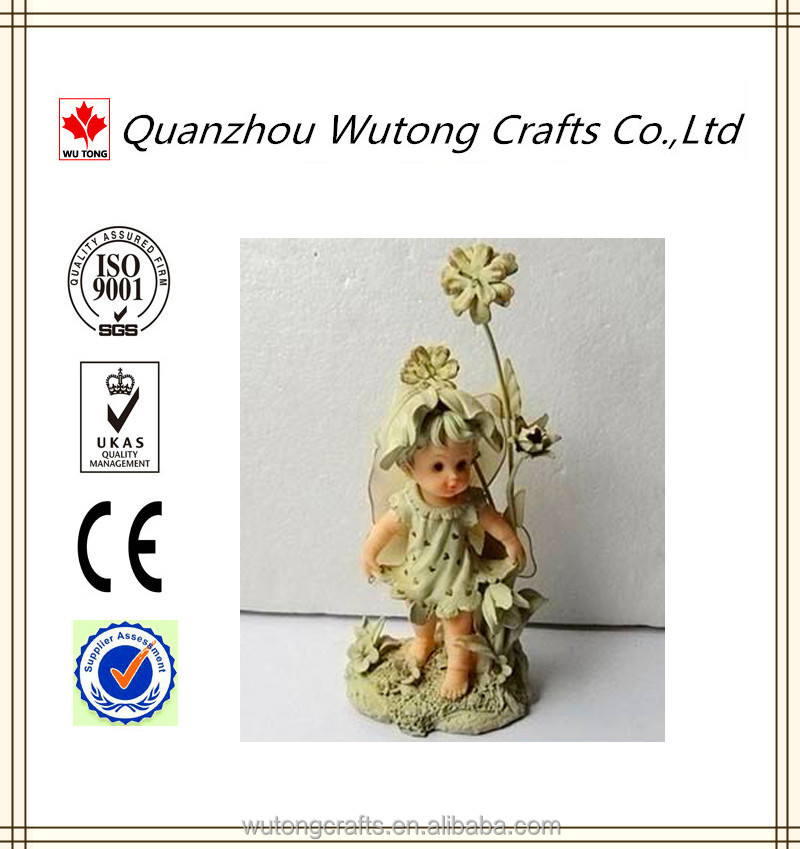 Best Price Polyresin Baby Angel Crafts for Girfts Home Decoration