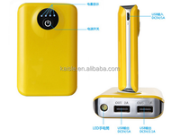 New design Portable Charger 7200mah Power Bank Manufacturer For iPad