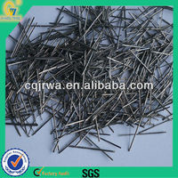 construct reinforcing steel fiber used refractory brick