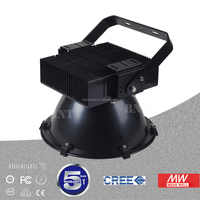 2015 high power outdoor 300W LED tennis court flood light sport field flood light with Meanwell power supply