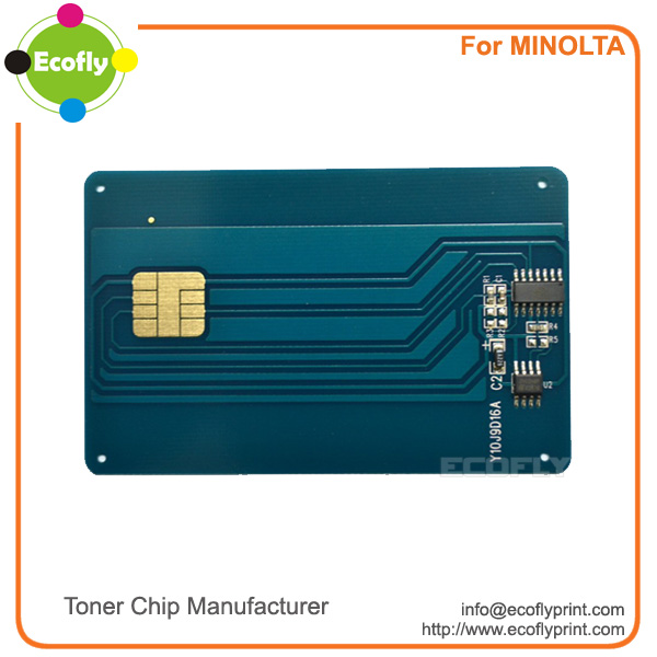 for Minolta pagepro 1480MF 1490MF reset chip sim card