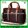 PU leather travel bag,traveling bag