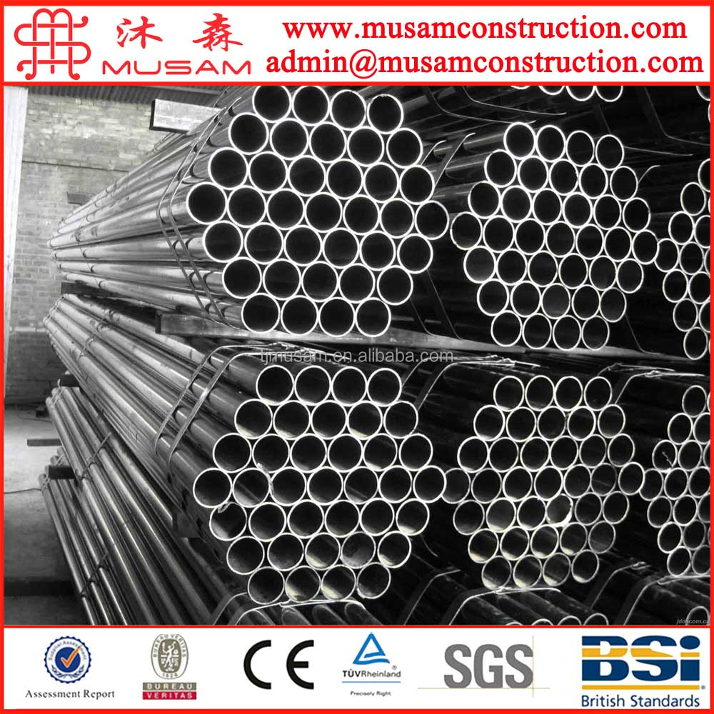 Best quality ASTM A120 steel pipe for sale