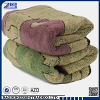 cheap microfiber cleaning cloth / microfiber cloth / face towel