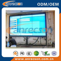 "47"" xxx video tv video wall/ LCD vertical video wall display"