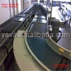 PVC belt conveyor, Food grade PVC belt