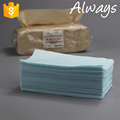 OEM customized Extractable Disposable Nonwoven Wiper household dish Disposable Towel