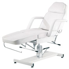 Hydraulic chair style spa massage bed for beauty salon spa