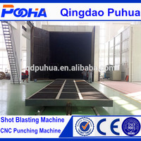 CE Quality Engineer design sand screening machine/sandblasting equipment/sandblasting equipment for sale
