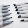 120 Colors Double Sided Touch Marker Dual Tip Art Markers