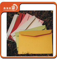 high quality attractive colorful expanded envelope