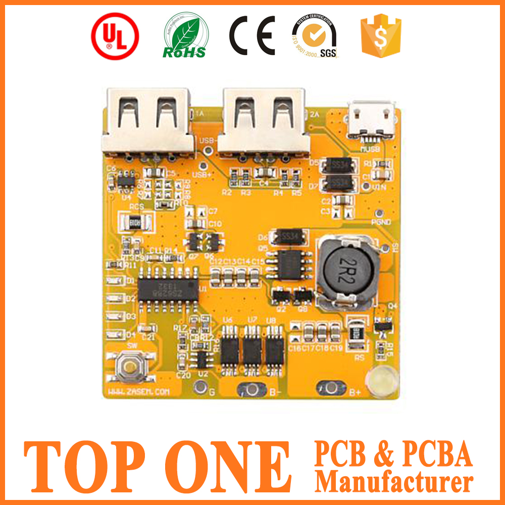 TG 130-140 Material Custom-made PCB Layout and Assembly