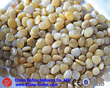 Landscaping unpolished yellow river rock pebbles Stones for garden,pebble stone