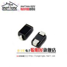 Smart housing SMD SMA DO214AC SR260 60V/2A A type of Schottky diodes 10 only--CMWQ3 Electronic Component New IC SS26