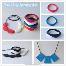 FDA Approved Silicone Teething Loose Beads for Jewelry Making