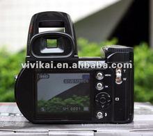 "12Megapixel slr type Digital camera / camcorder with ,2.4"" TFT LCD&4X digital zoom(DC510T)"