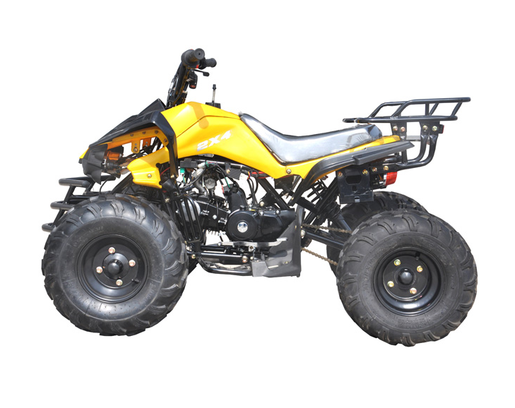Utility vehicle quad 125cc ATV 4x4