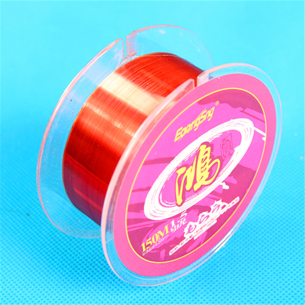 Custom Label Fluorocarbon Fishing Line Superior Wet Strength Improved Flexibility MOQ10PCS Paypal Accept