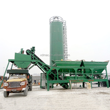 300t/h Mobile stabilized soil mixing plant