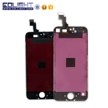 Free shipping for iphone 5 LCD Display + Touch Screen digitizer + Bezel Frame cheap for iphone 5 lcd with digitizer !
