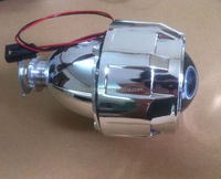 NEW DLand MINI HID BI XENON PROJECTOR LENS LIGHT H1 7.1, MOST BRIGTHT 2.5 INCH, EASY INSTALL FOR MOST HEADLIGHT