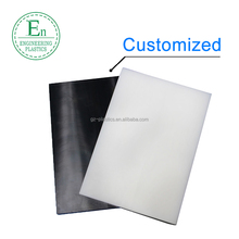 Custom hardness board cellulose acetate plastic black pom acetal sheet