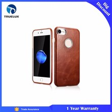 Wholesale Factory Mobile Phone PU Leather Case for iPhone 7